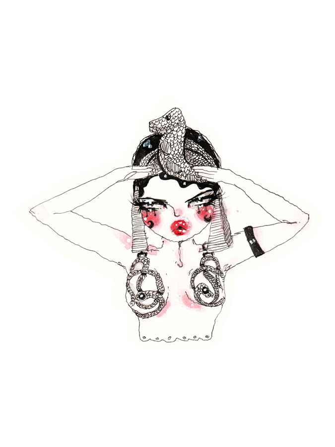 Image of Ode To Theda Archival Limited Print