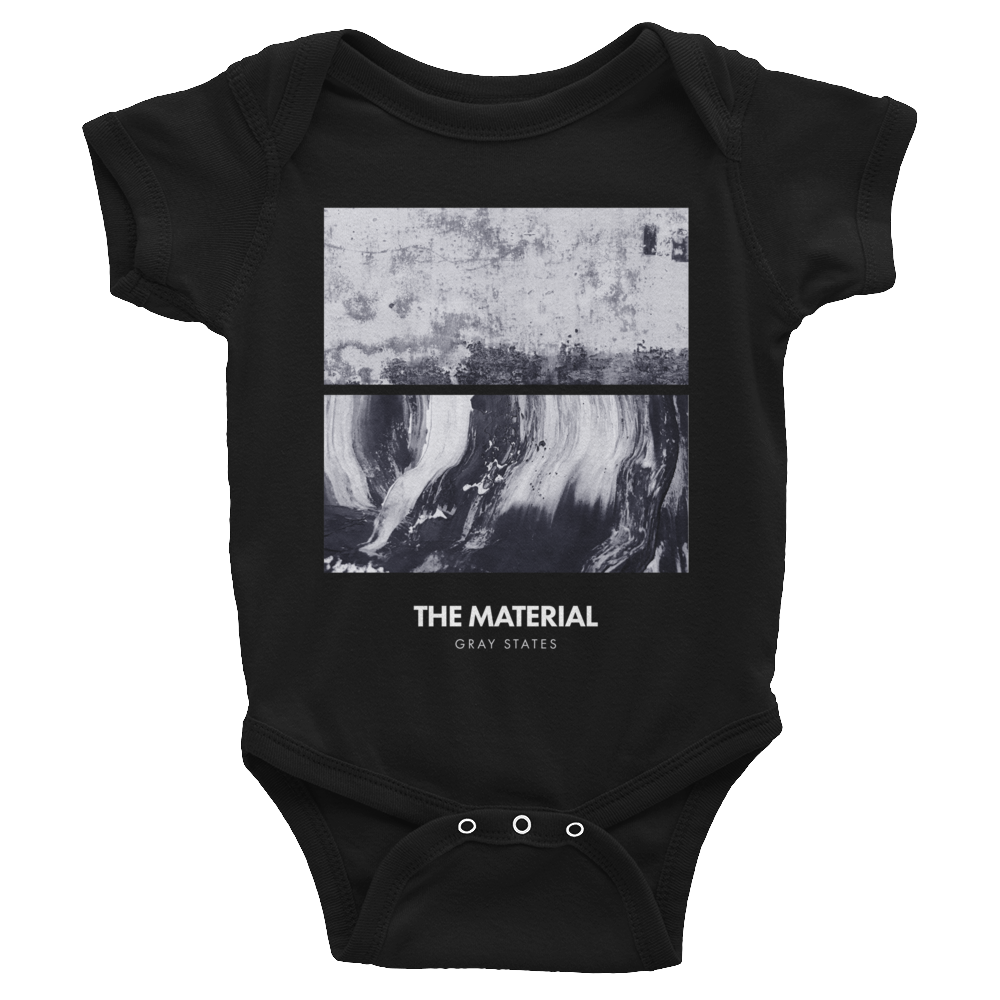 Image of Gray States Onesie