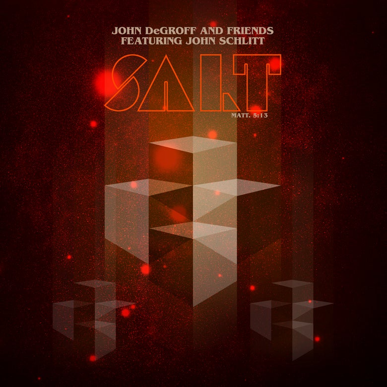 "Image of JOHN DEGROFF ""SALT"" CD"