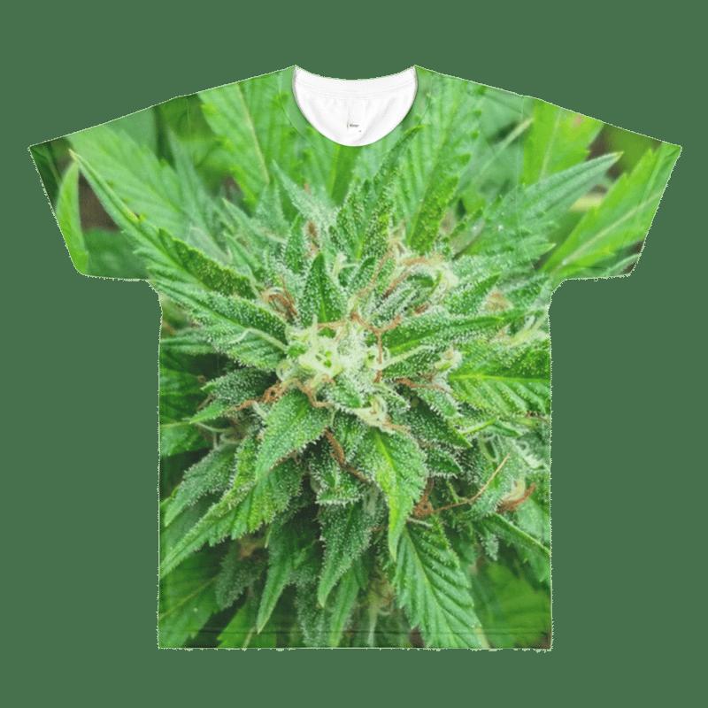 Image of Jaimaca weed pillow / mug / all over shirt