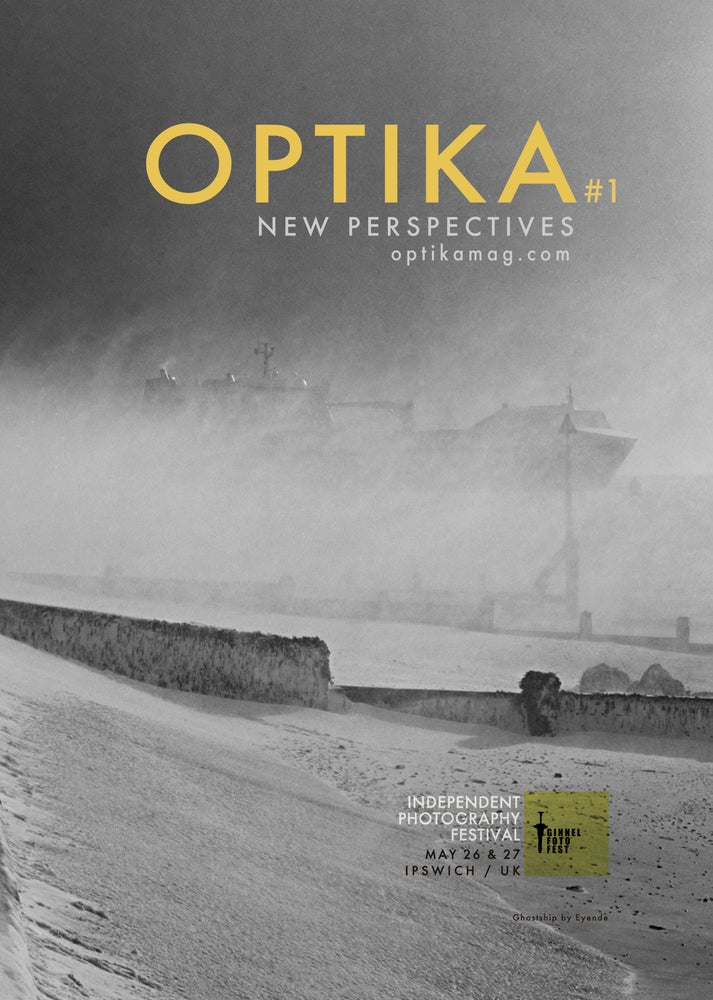 Image of Optika New Perspectives Magazine #1