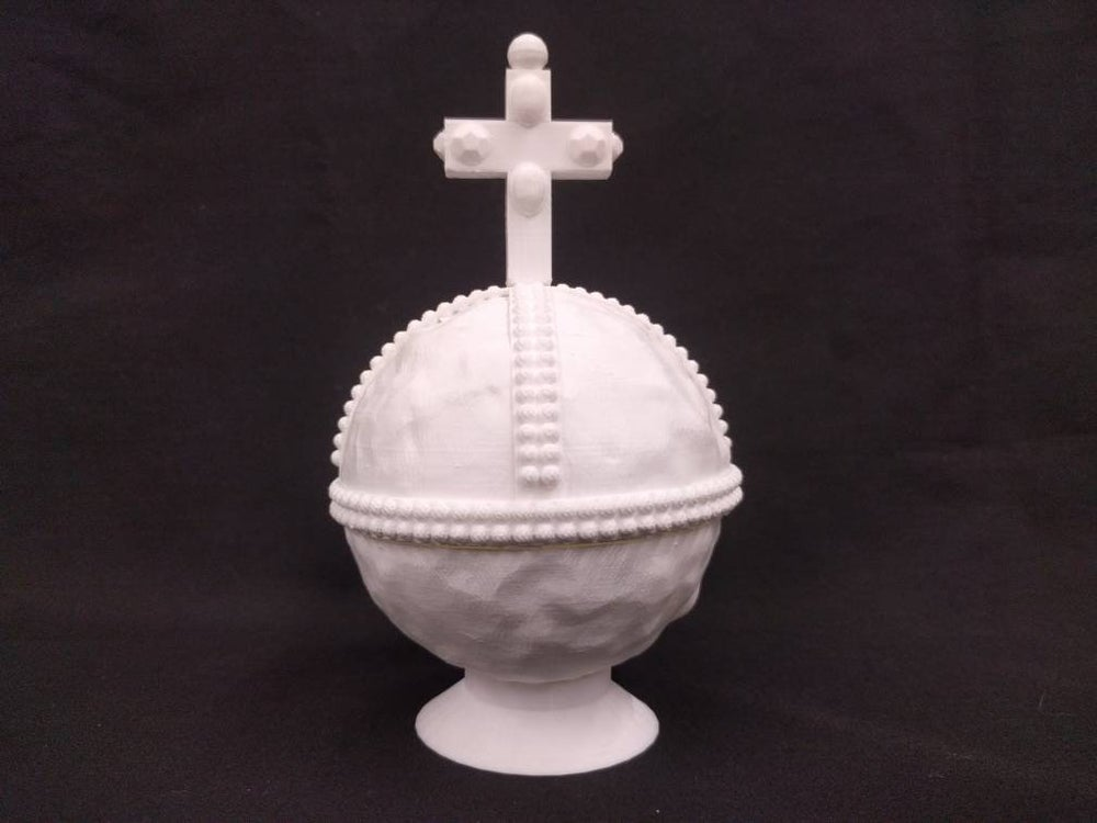 Image of Ready Player One, Monty Python, Holy Hand Grenade of Antioch 3D Printed DIY Kit, Replica, Prop