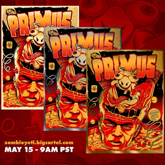 Image of Primus S/N Prints Rogers AR