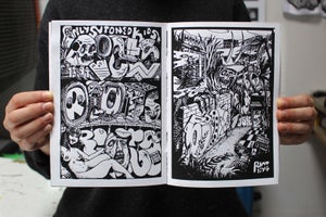 Image of SHLAG ZINE VOL. 2%