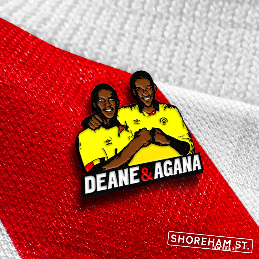 Image of Deane & Agana Pin