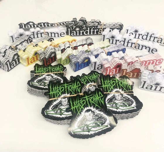 Image of Lairdframe Stickers