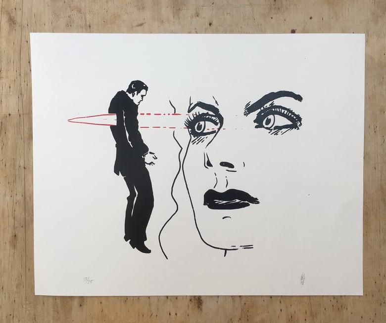 Image of Daggers Print