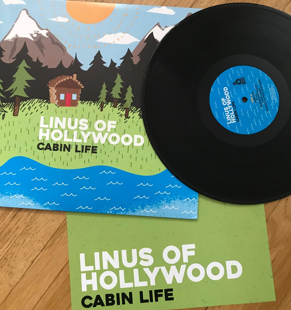 "Image of ""Cabin Life"" LP"