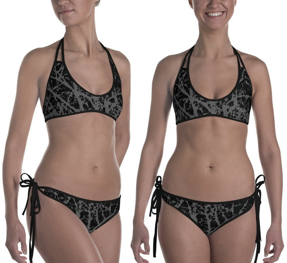 Image of TRIPLE MOON WOODLAND BIKINI