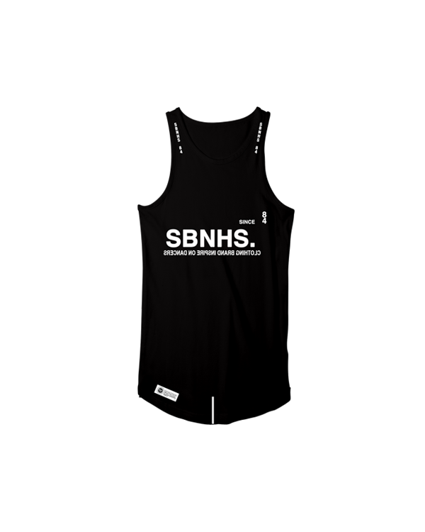 Image of SBNHS Bio Tank Top - Black