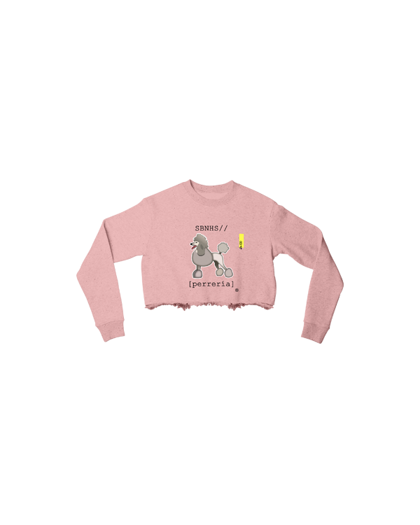 Image of Perrería Crop Top - Pink