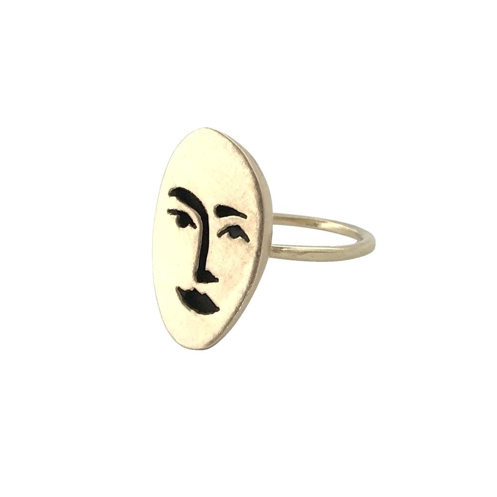 Image of Face Ring