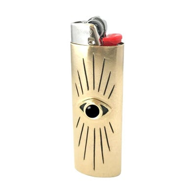 Image of Eye Lighter Case with Black Onyx