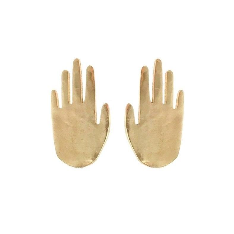 Image of Hand Earrings
