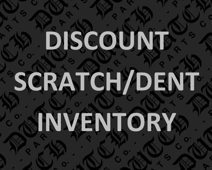 Image of DISCOUNT SCRATCH/DENT INVENTORY