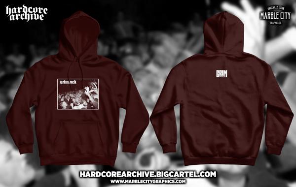 Image of Grimlock hoodie preorder