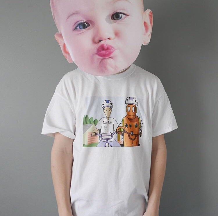 Image of SL Tim and Moby Tee