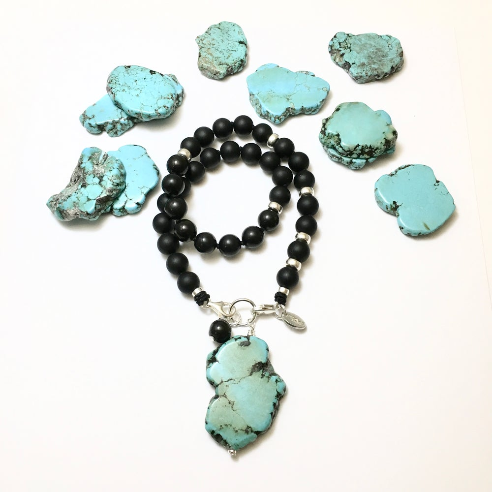 Image of Guidance Turquoise Howlite