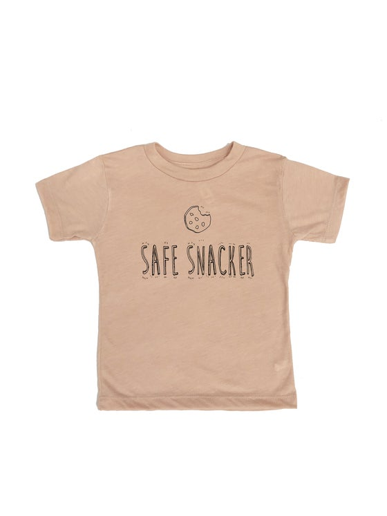 Image of Just Peachy Safe Snacker Tee