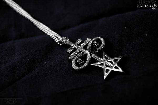 Image of Sargeist Official Pendant(Sigil) by Archa Icon