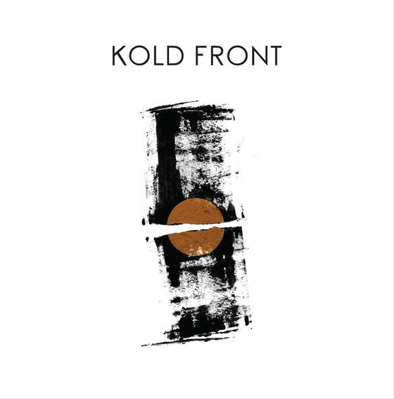 Image of Kold Front - s/t EP