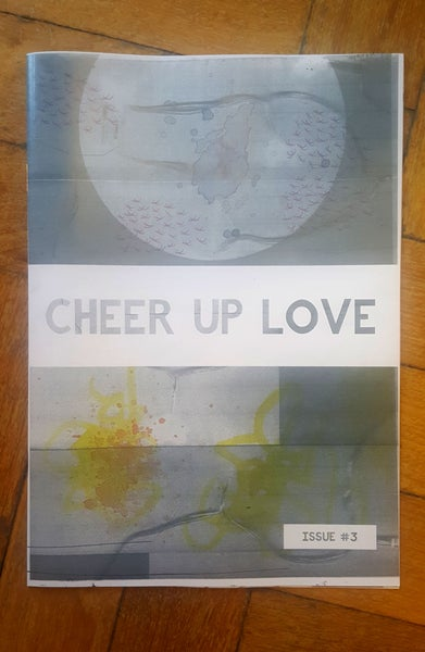 Image of CHEER UP LOVE - ISSUE #3