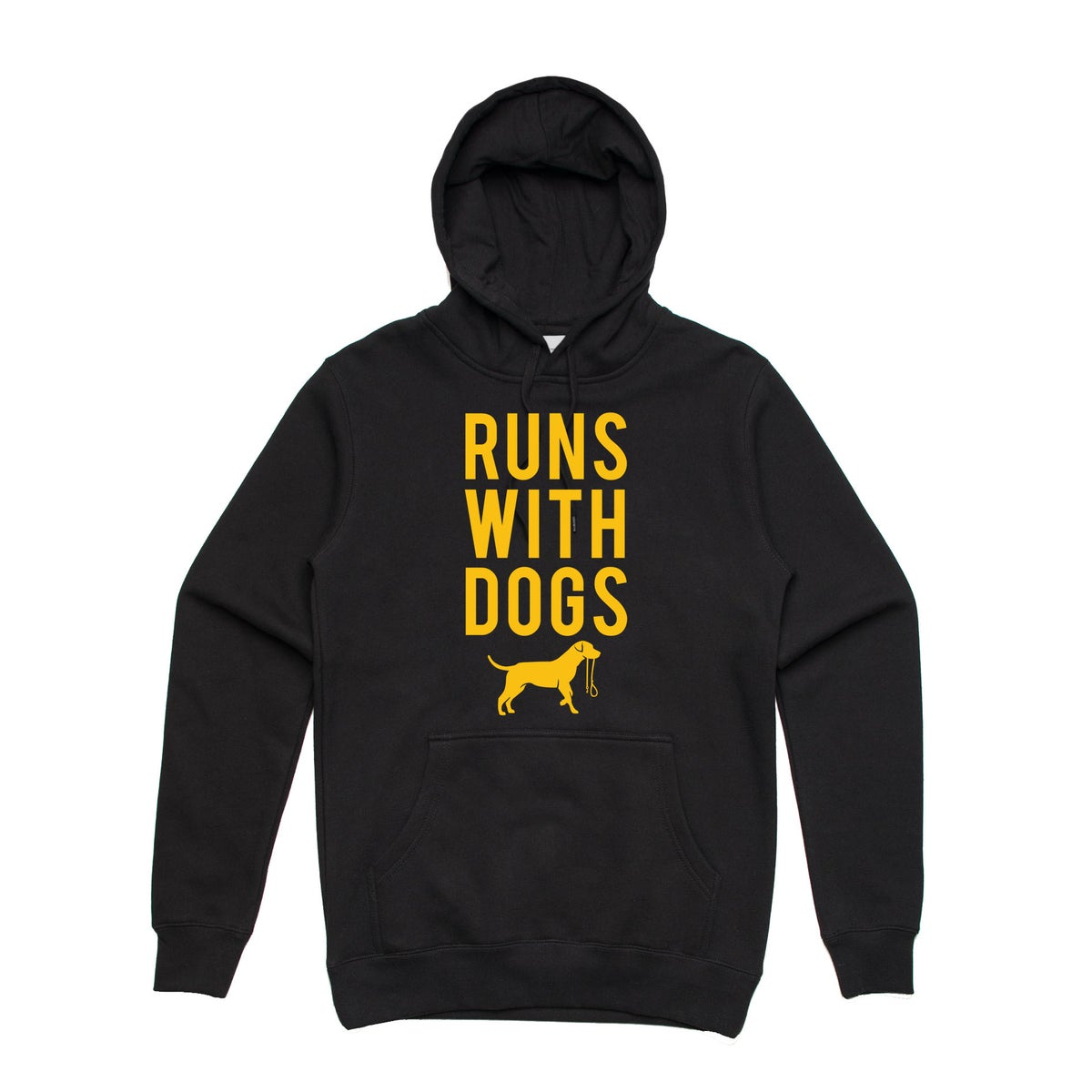 Image of RYF Runs with dogs Hood