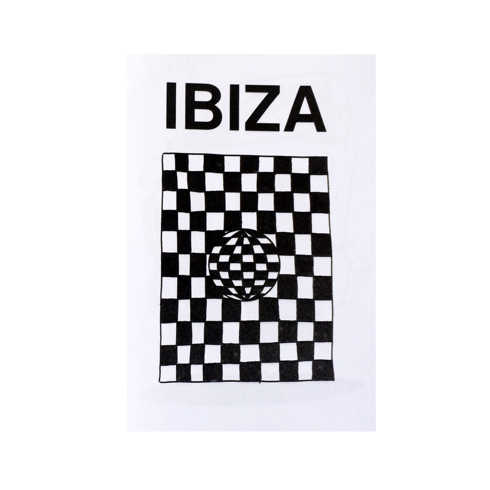 Image of IBIZA - Mathieu Courbier