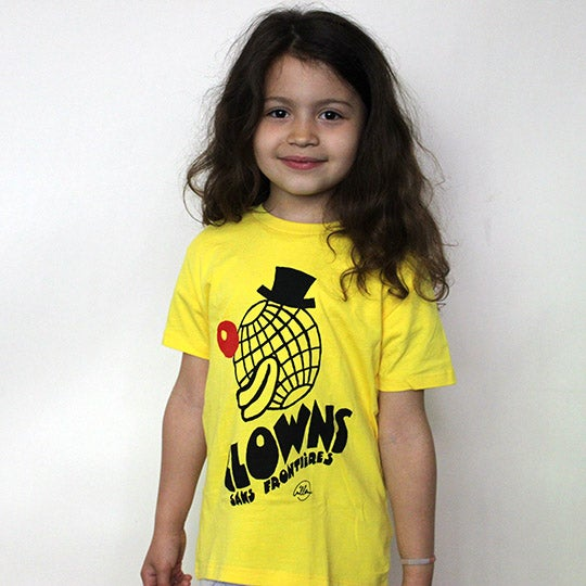 Image of T-shirt enfant / Jaune