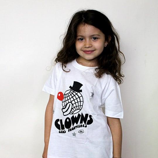 Image of T-shirt enfant / Blanc