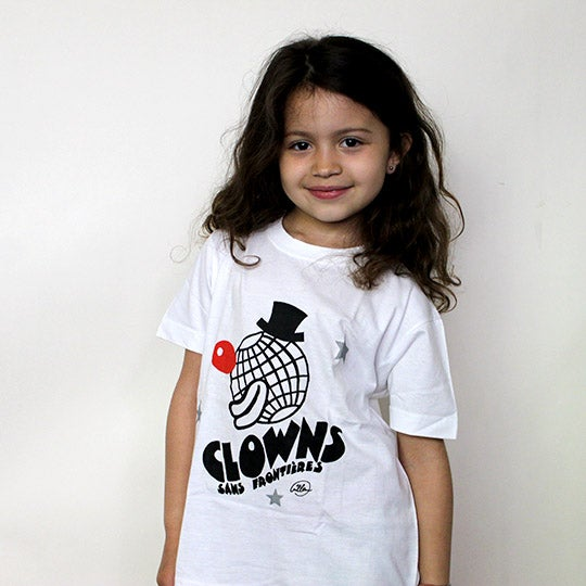 Image of T-shirt enfant / Blanc