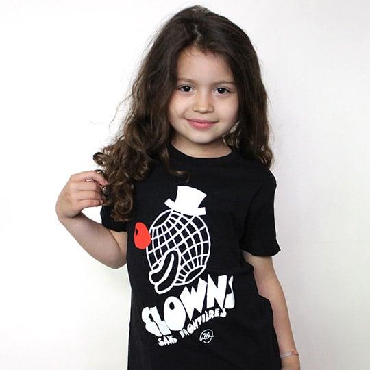 Image of T-shirt enfant / Noir
