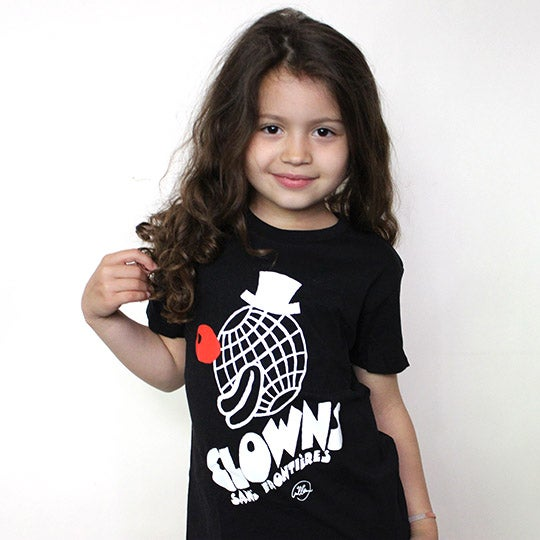 Image of T-shirt enfant / Noir