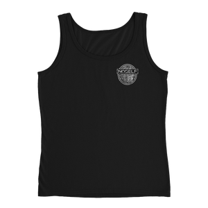 Image of NoSelf Womens Tank Brain Logo