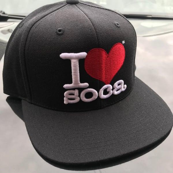 Image of I Love Soca - Snap Back