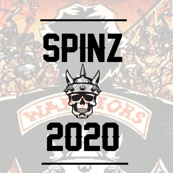 """Image of Spinz """"2020"""" (CD)"""