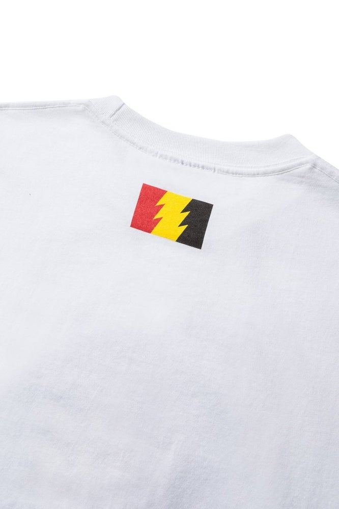 Image of THE HUNDREDS - FIGHT BACK TEE (WHITE)