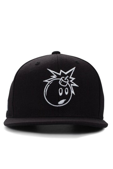 Image of THE HUNDREDS - ALIAS SNAPBACK (BLACK)