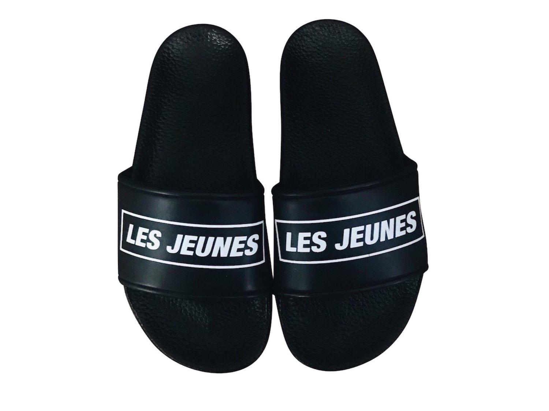 Image of Les Jeunes Logo Sliders