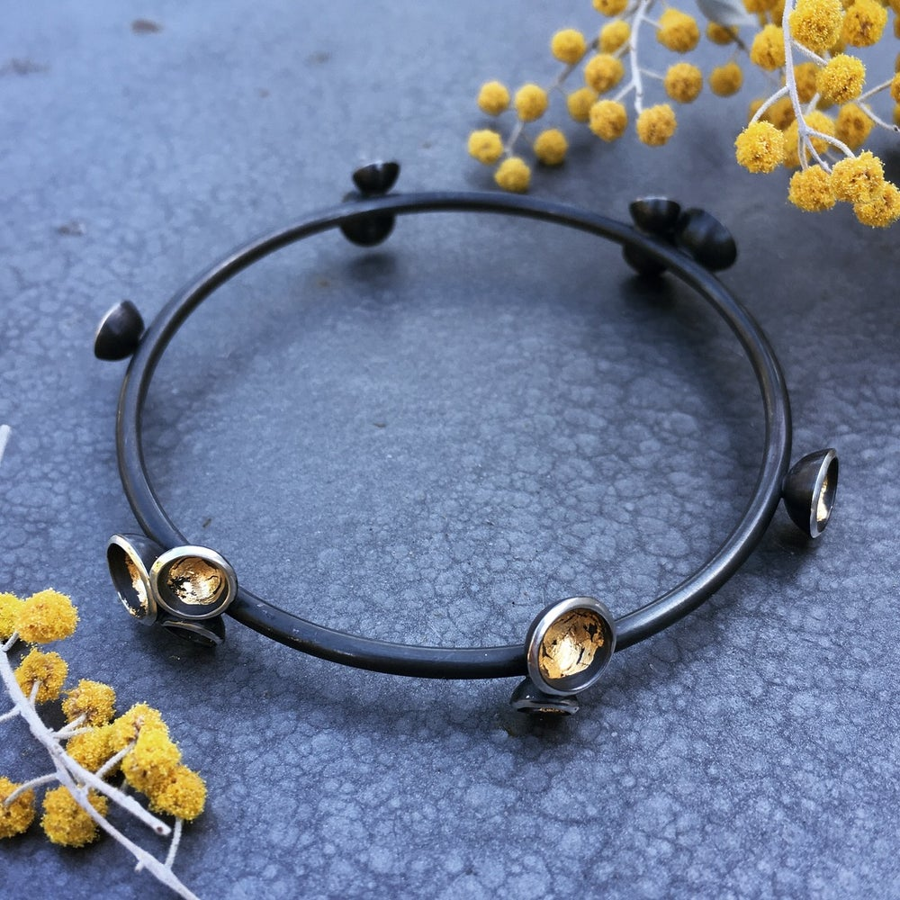 Image of Acacia Cluster Bangle