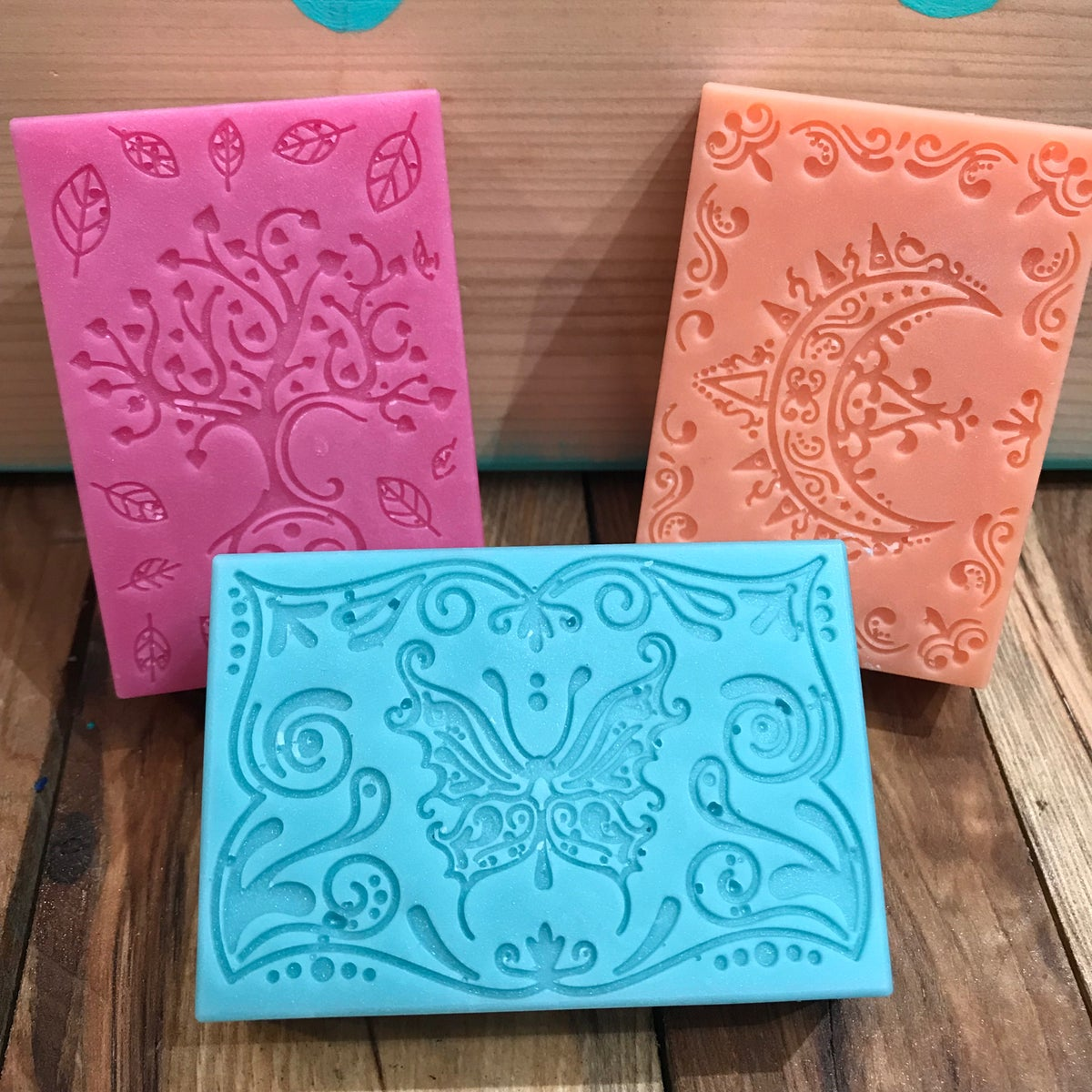 Image of Tribal Wax Melt Bars