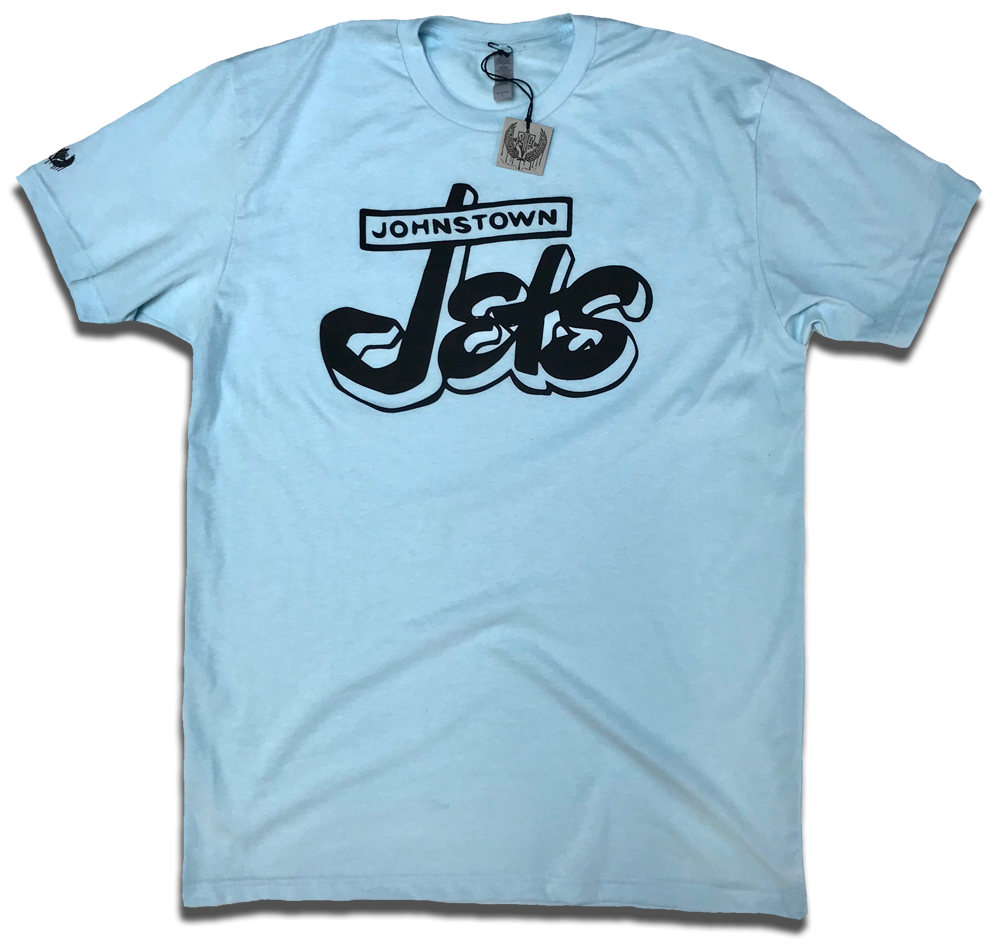Image of Johnstown Jets '50's logo tee