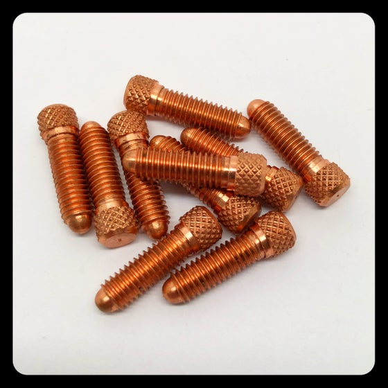 Image of COPPER CONTACT SCREW M5 - SHORT
