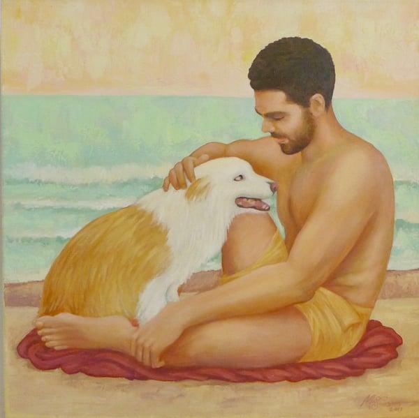 Image of Companionship by Matthew Sansom (Australia)