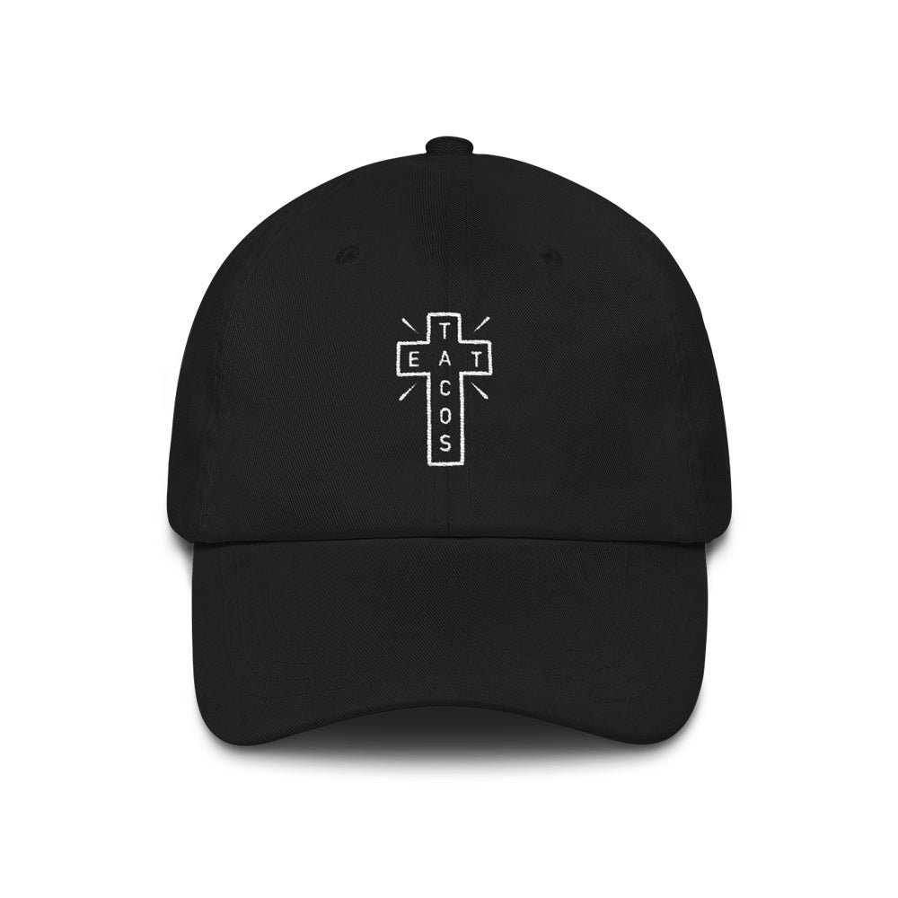 Image of Eat Tacos Dad Hat