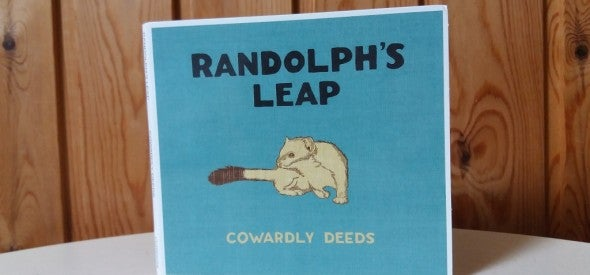 (Vinyl & CD) Randolph's Leap - Cowardly Deeds