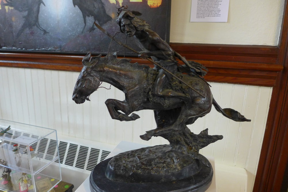 Image of Cheyenne by Frederic Remington