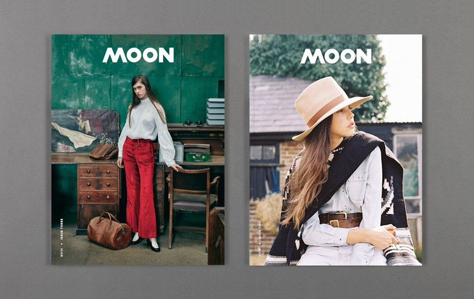 Image of Moon Issue 2 and 3