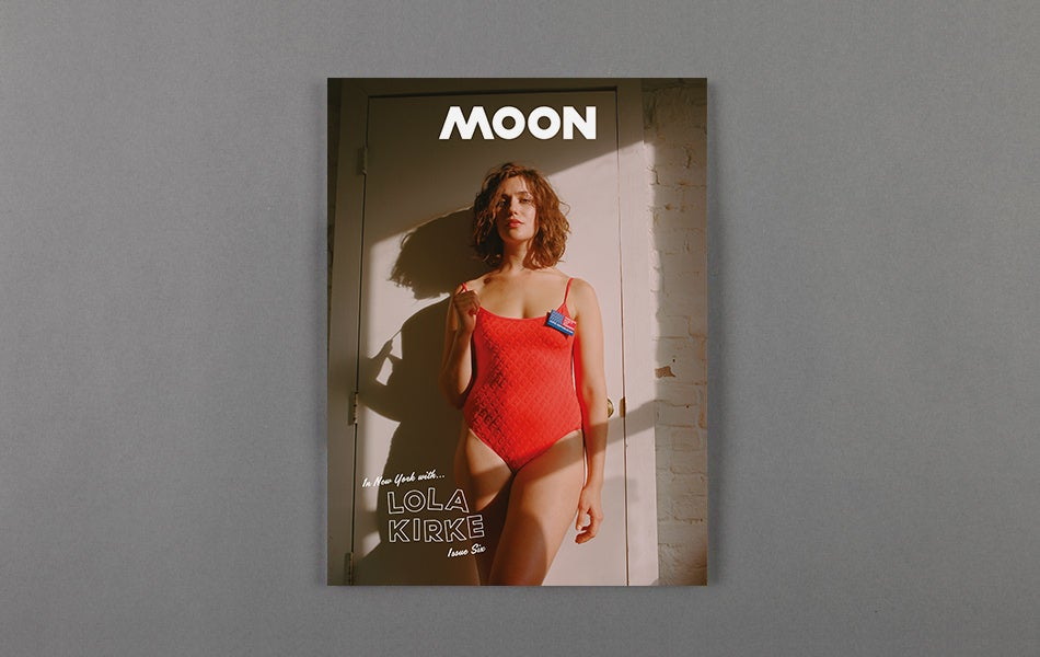 Image of Moon Issue 6