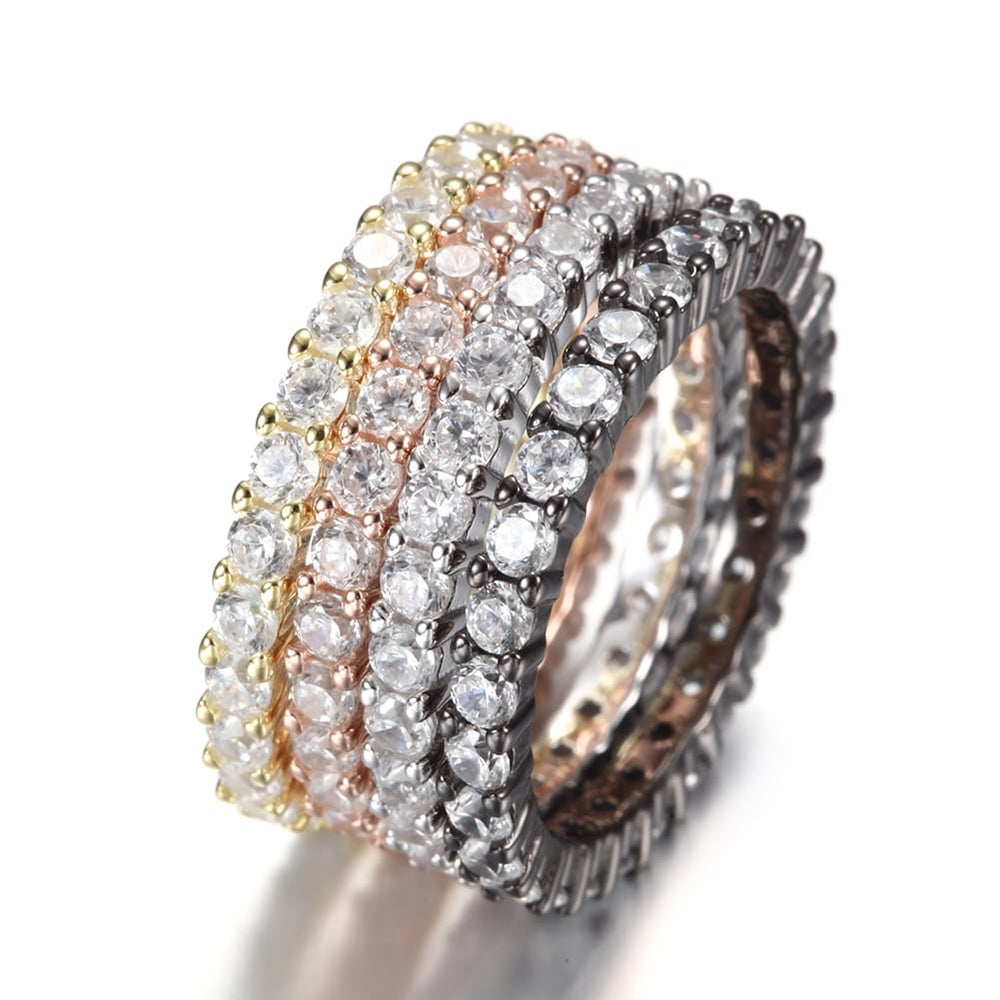 Image of Bling Band (can be worn as a thumb ring)